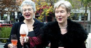 Anna Louise Gillegan and Katherine Zappone