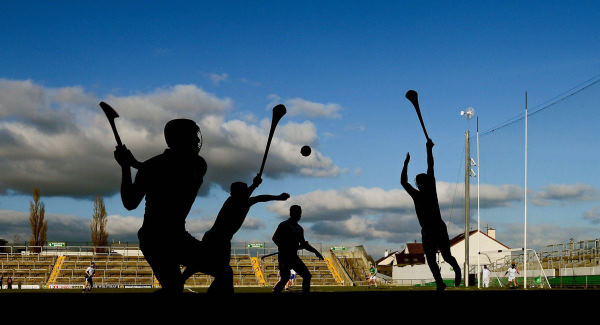 Cyril Donnellan, Connacht, shoots to score a point.Picture: SPORTSFILE