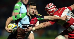 Danny Care: Quick tap penalties are his stock-in-trade. Picture: PA