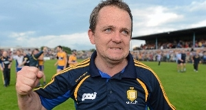 Davy Fitzgerald: His Clare side will be out for another scalp.