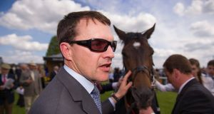 Aidan O'Brien may be a bit of a genius, but suggestions he masterminded a slowly run race to get Dawn Approach beater are far-reached. Picture: SPORTSFILE