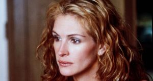 Julia Roberts as Erin Brockovich in the movie of the same name. Picture: Universal Studios
