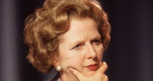 WILL OF STEEL: Margaret Thatcher was underestimated by male peers in a misogynist era.