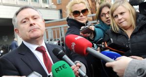 Mr Howlin 'tried to take €3,000 out of the pocket of the vast majority of nurses and midwives'. Picture: Laura Hutton