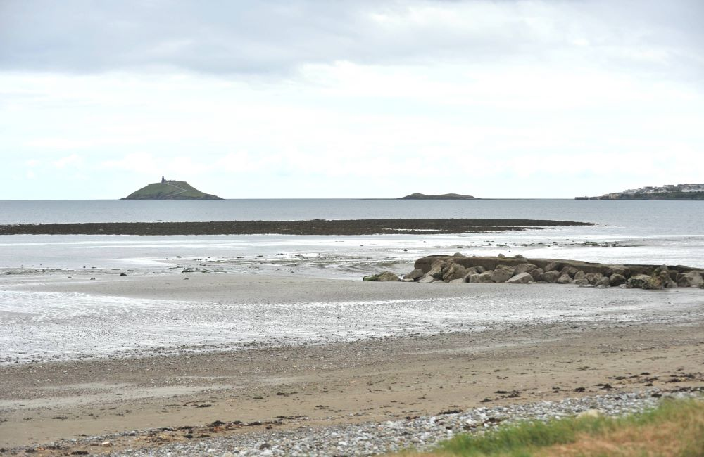 Garryvoe beach