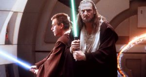 Jedi knights - not present at PAC hearing