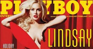 Lohan's Playboy shoot