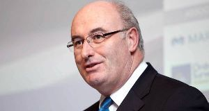Phil Hogan: Minister willing to swim in the waters off Lahinch.