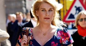 Sally Bercow: A warning to all social media users.